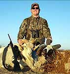 Hunting for Exotic Rams in mason county texas