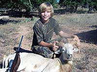 Youth Texas Dall Hunt
