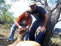 Texas exotic doe hunting