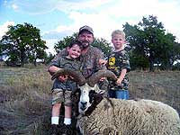 Exotic Hunts in Texas for a Four Horn
