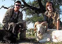 Group Hunts at The Wildlife Ranch going for different species of Exotic game