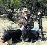 Trophy Wild Boar hunts in the rolling hills of tx