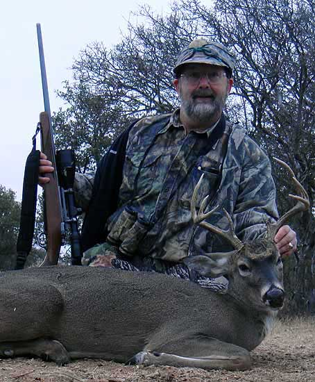 whitetail hunts in the texas hill country