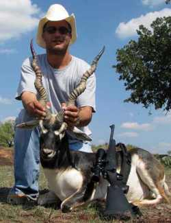 Big Blackbuck Hunt