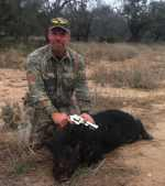 hunt pistol wild hogs