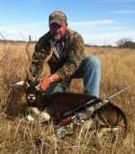 blackbuck hunt hill country cold