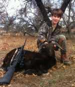 youth hunt popular black hawaiian ram