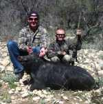youth hunt wild hog mason texas