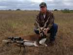 blackbuck antelope exotic hunt rifle