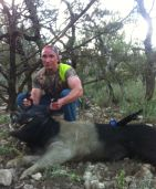 boar hog hunting mason texas