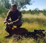 BLack Buck exoctic hunt hill country mason