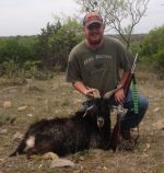 catalina hunt in hill country Mason County