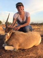 Addax hunt call for details!