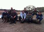 The Wildlife Ranch - group hog hunt